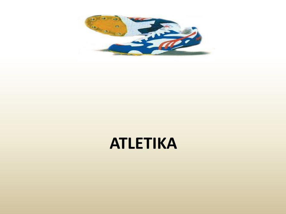 Historie atletiky I.