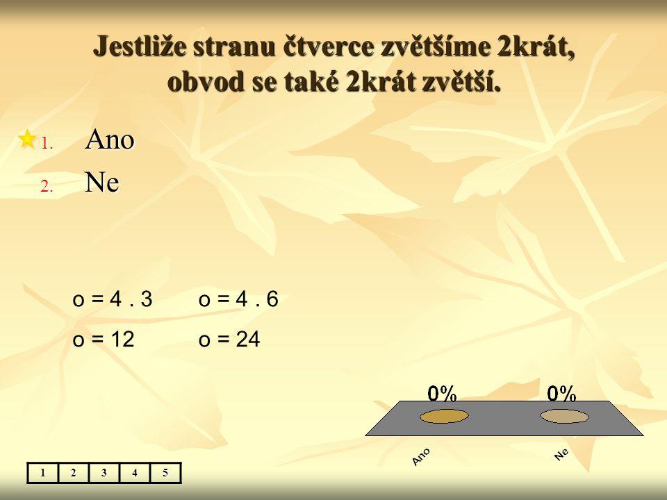 Téma: Obrazce - obvod, obsah Předmět: matematika 7.