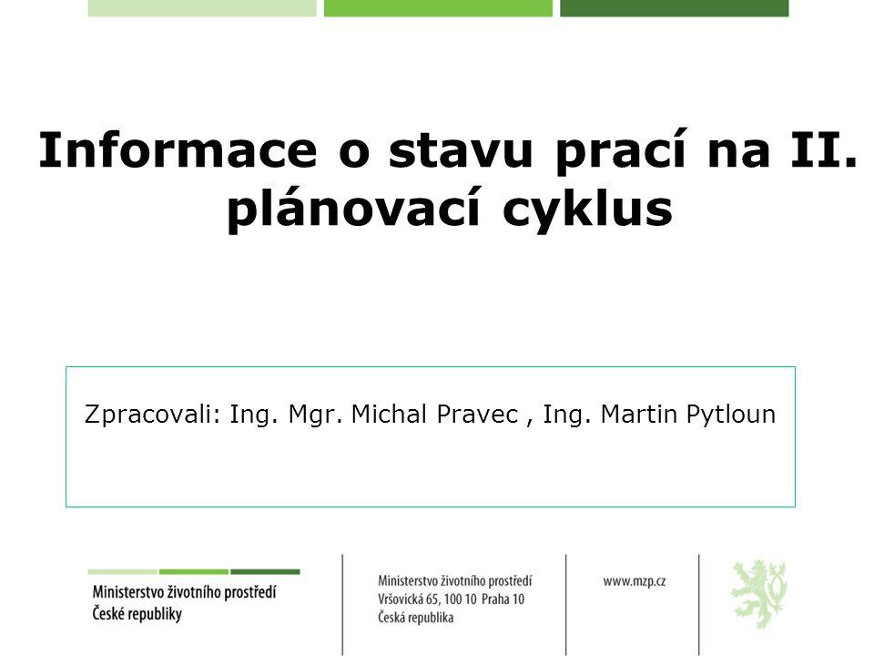 Obsah přednášky 1.Komise pro plánování v oblasti vod – KPOV 2.