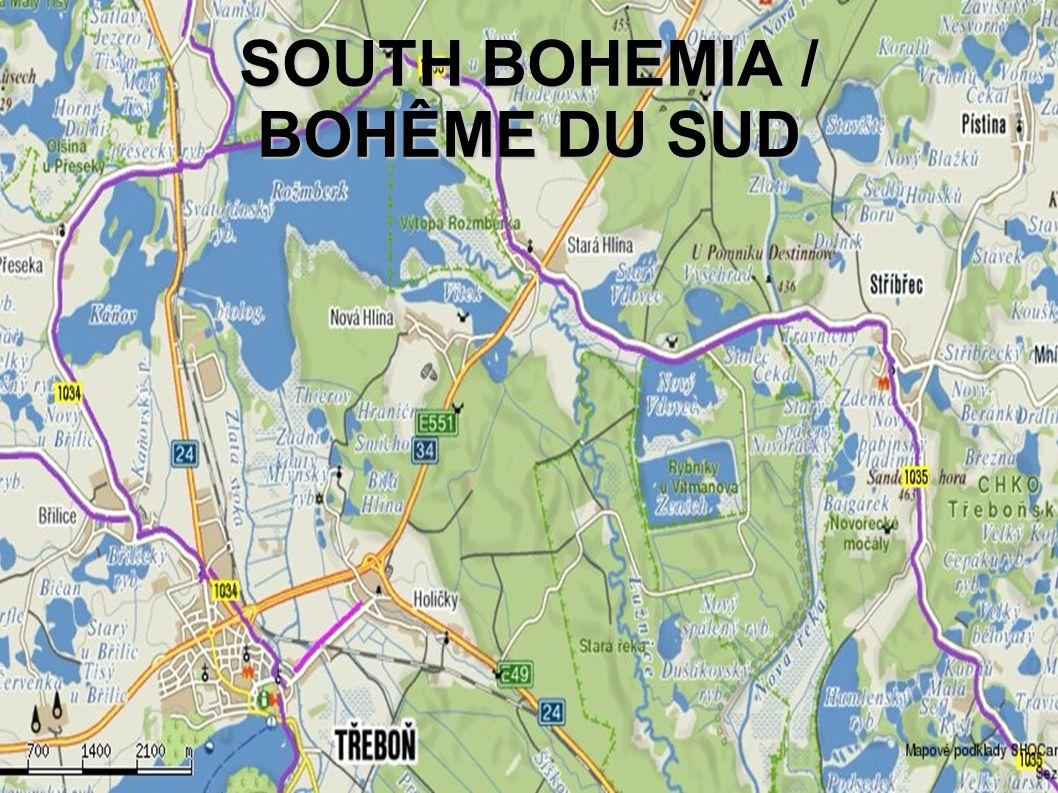 SOUTH BOHEMIA / BOHÊME DU SUD