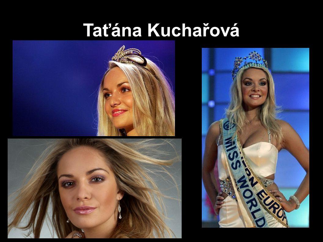 Taťána Kuchařová