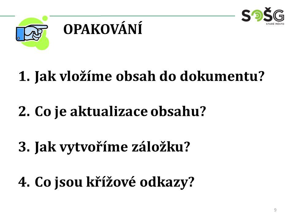 Použité zdroje KLATOVSKÝ, Karel.Microsoft Word 2010 nejen pro školy.