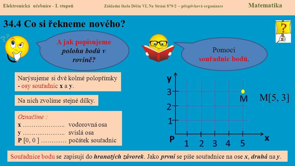 34.5 Procvičení a příklady Elektronická učebnice - I.