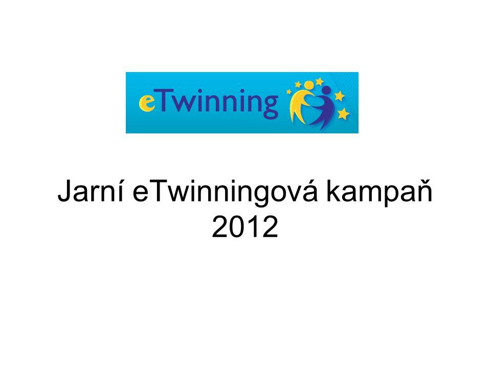 Jarní eTwinningová kampaň 2012
