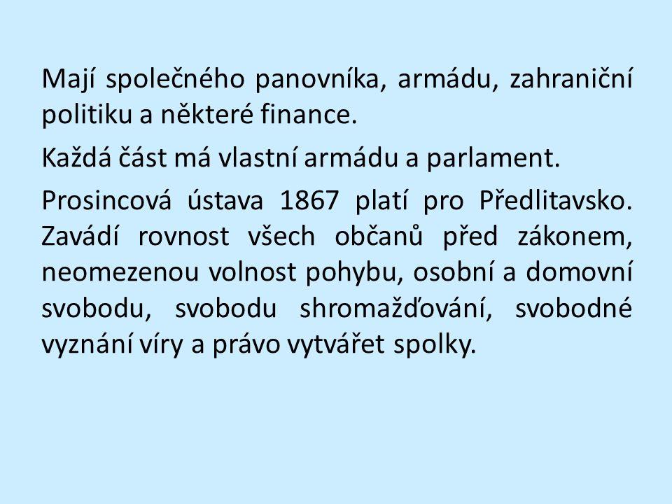 Národnostní poměry Předlitavsko: Němci, Češi, Poláci, Slovinci, Italové a Ukrajinci.