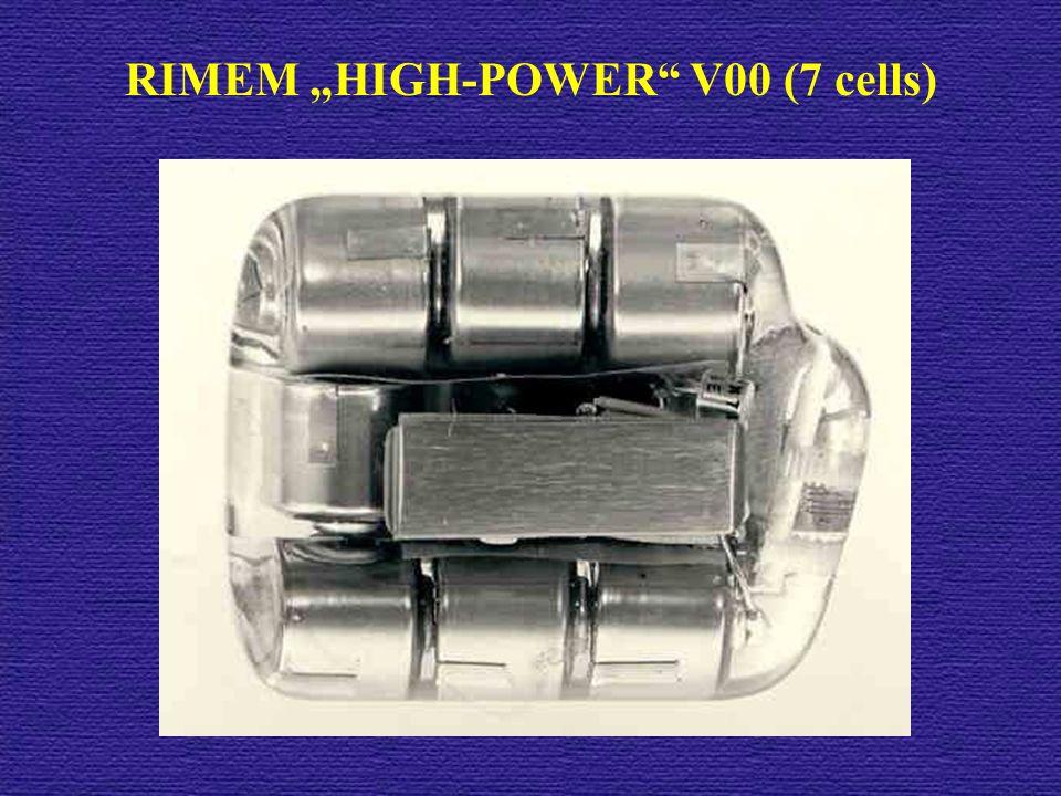 """RIMEM """"HIGH-POWER"""" V00 (7 cells)"""