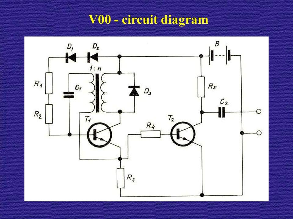 V00 - circuit diagram