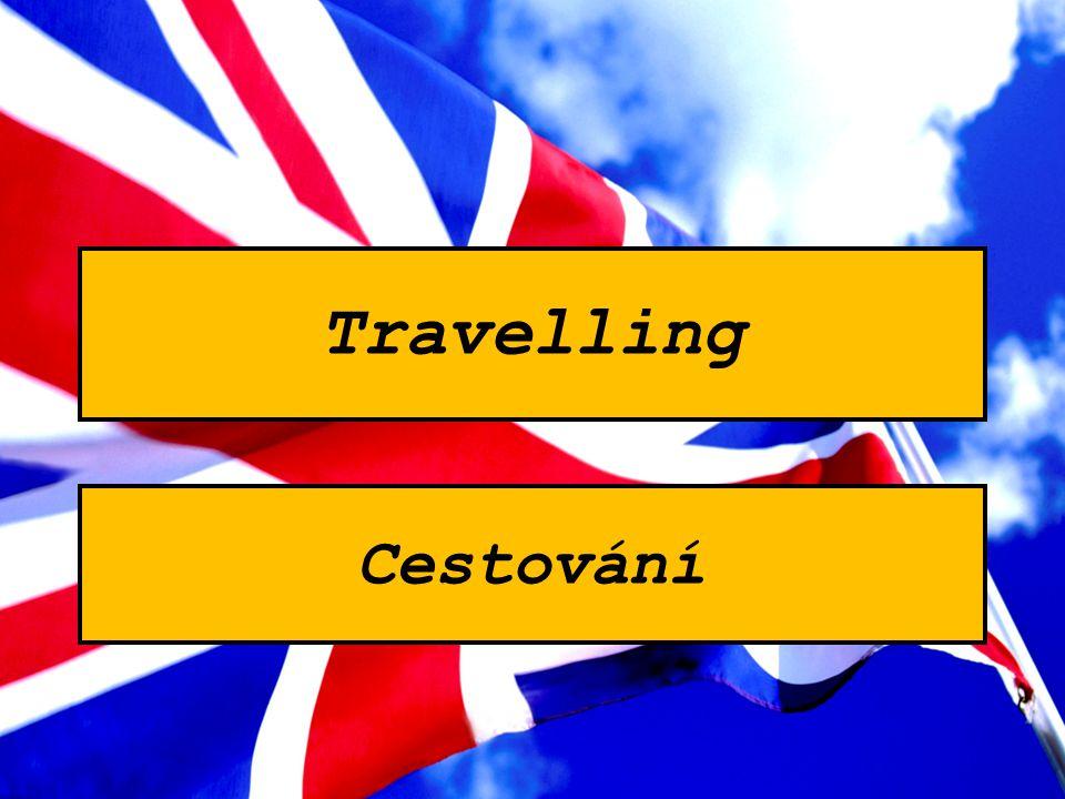 Travelling Cestování