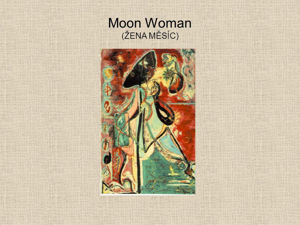 Moon Woman (ŽENA MĚSÍC)