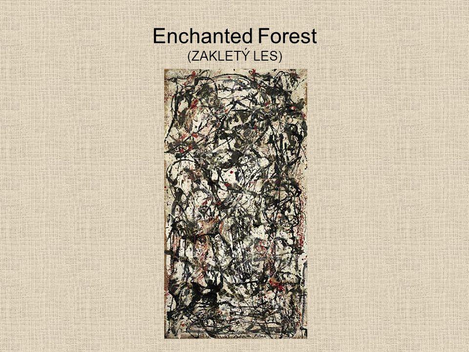 Enchanted Forest (ZAKLETÝ LES)
