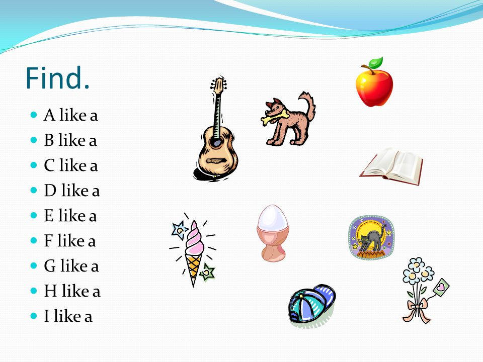 Say the alphabet with me. A (ej) J (džej) S (es) B (bi) K (kej) T (tý) C (si) L (el) U (ju) D (dý) M (em) V (vi) E (í) N (en) W (dablju) F (ef) O (ou)