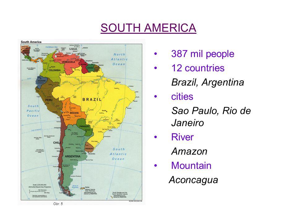 ANTARCTICA 0 country 0 mil people …JUST PENGUINS Obr. 6 Obr. 7