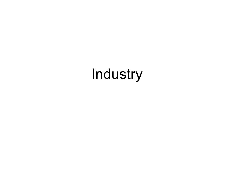 Classification Industry is classified into different sectors primary secondary tertiary quaternary