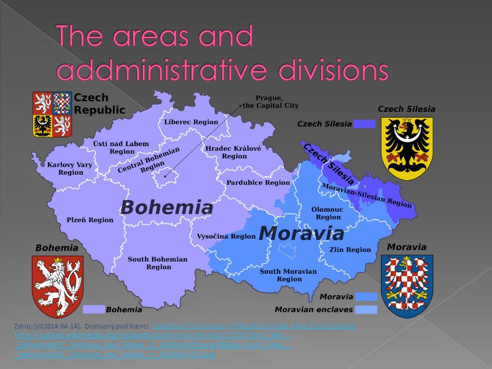  Bohemian mountains surround the whole area: › The Krkonoše range (in the north) › The Šumava range (in the south) › The Krušné hory mountains (in the west) › The Jizerské hory mountains (in the north) › The Orlické hory mountains (in the north) › The Vysočina highlands (central east)  The highest mounatain of Bohemia – Sněžka (1603m)