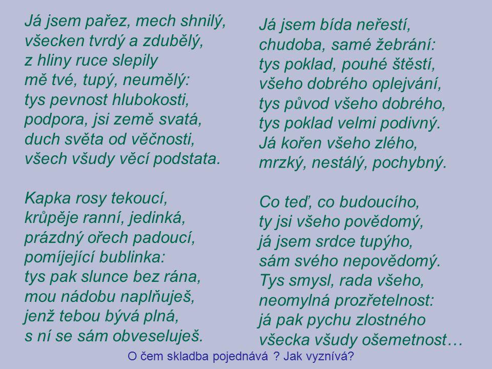 Život svatého Ivana, prvního v Čechách poustevníka - prozaicko-veršovaná legenda Ilustrace k Bridelově legendě