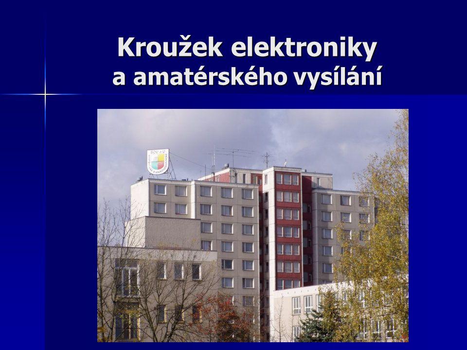 Kroužek elektroniky a amatérského vysílání