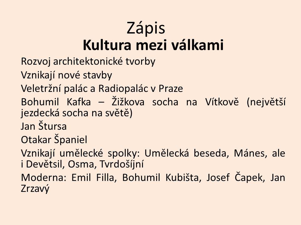 Určete správnost výroku 1 Josip Plečnik dostavěl Pražský hrad.