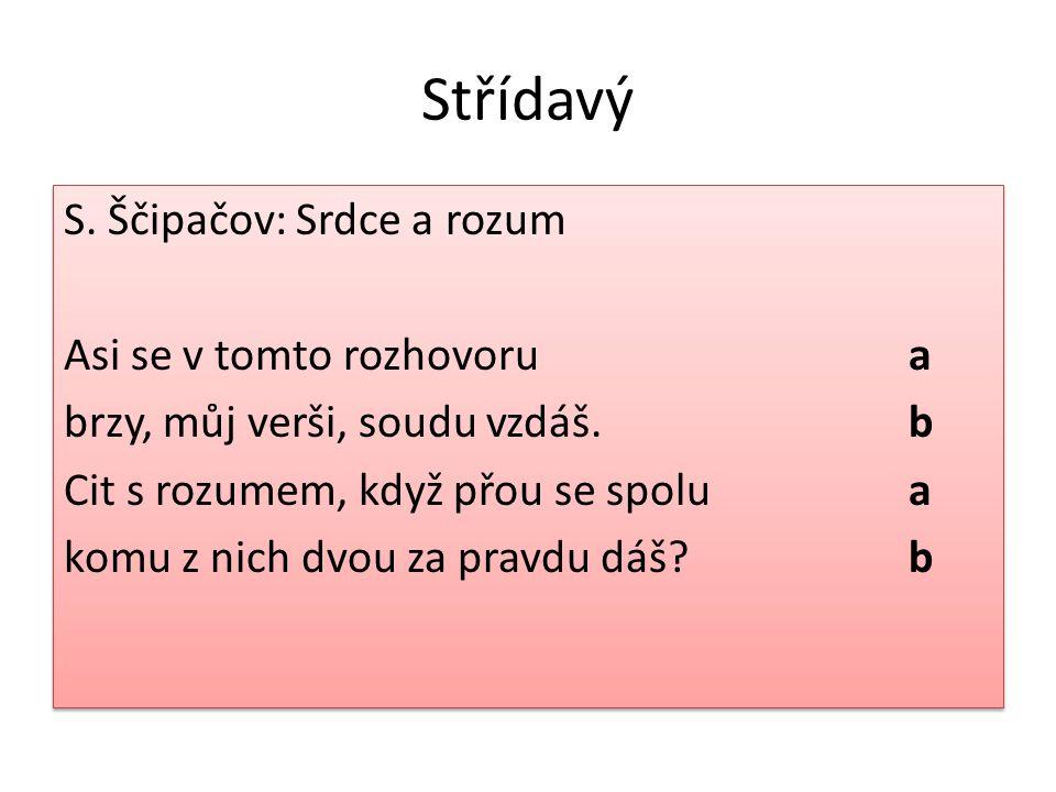 Střídavý S.