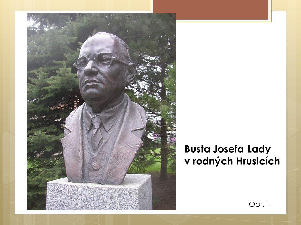 život  narozen 17. prosince 1887 v Hrusicích  zemřel 14. prosince 1957 v Praze  výtvarník, satirik, ilustrátor a spisovatel  narodil se v Hrusicíc
