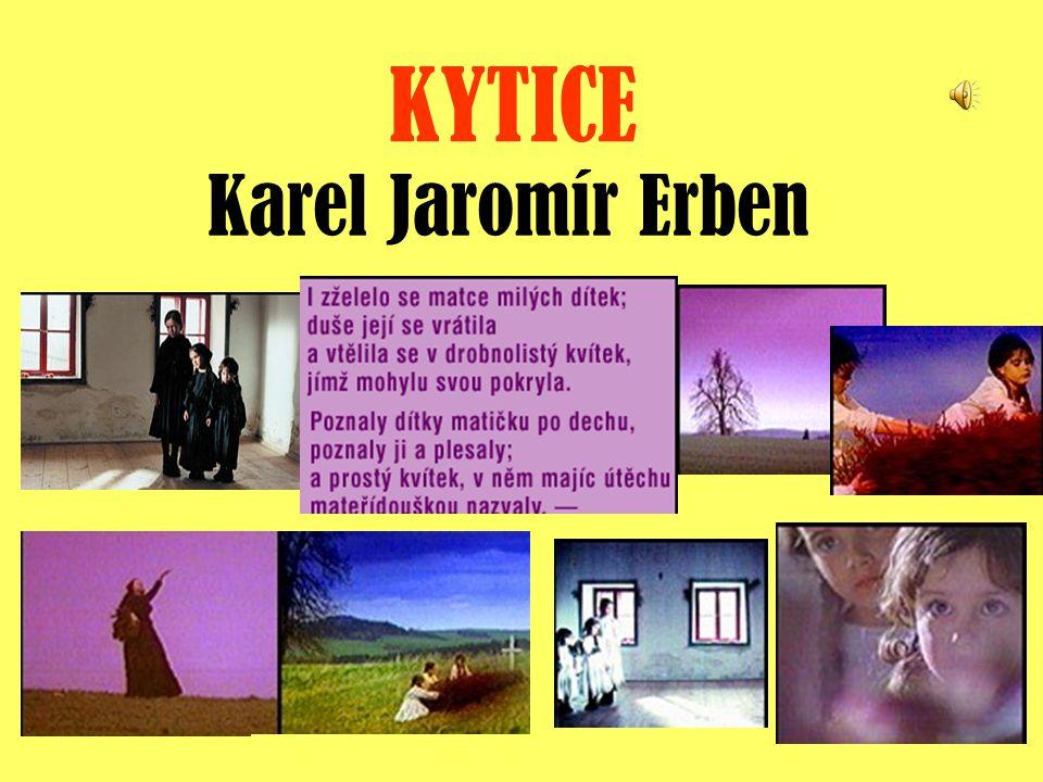 KYTICE Karel Jaromír Erben