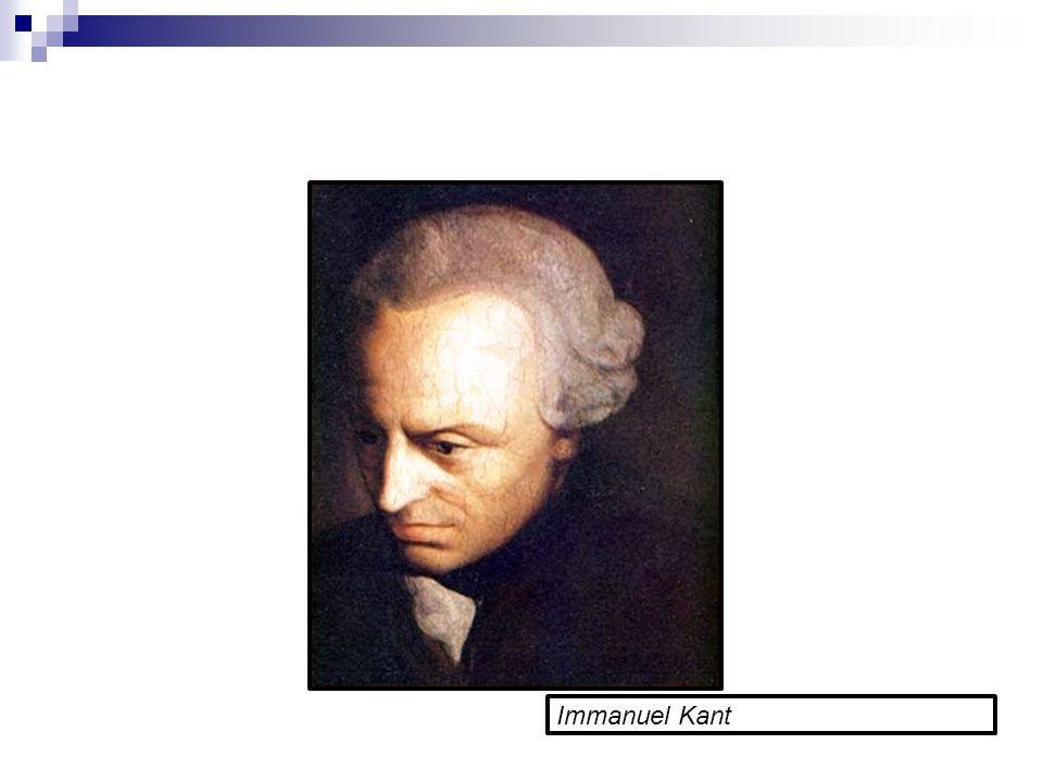 Immanuel Kant