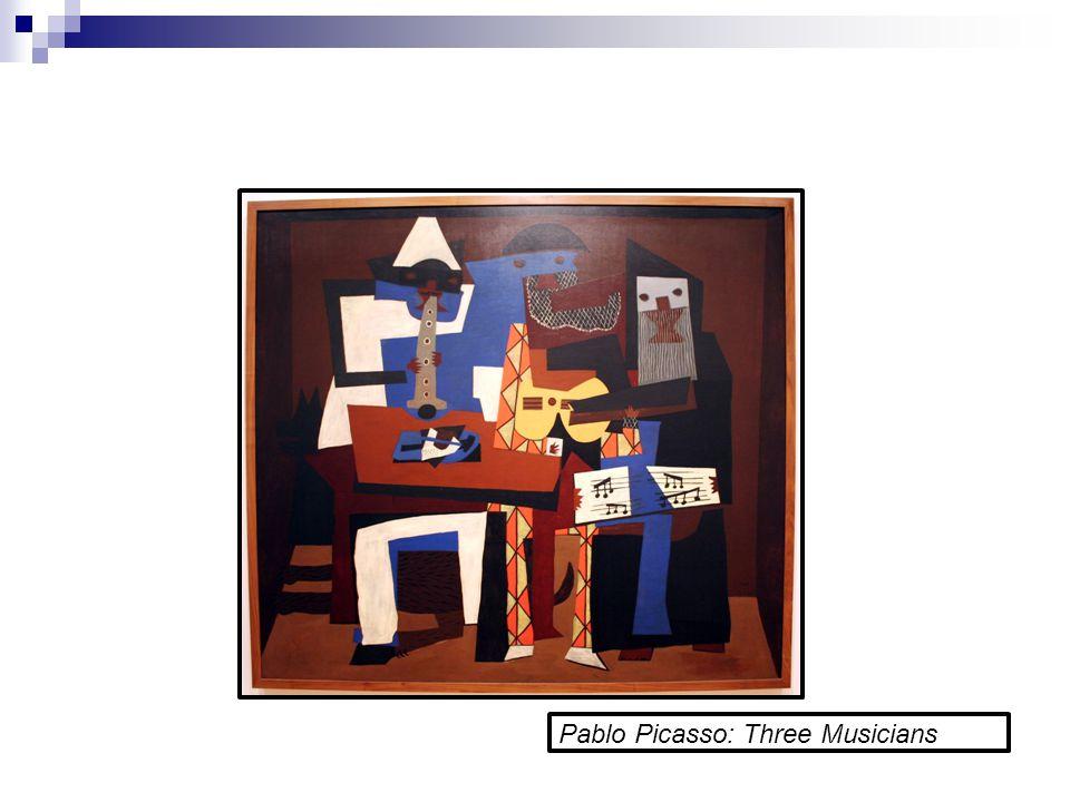 Pablo Picasso: Three Musicians