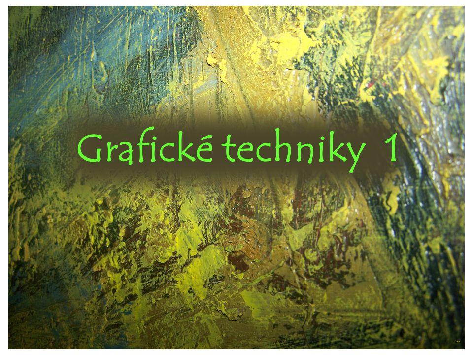 Grafické techniky 1 ©c.zuk
