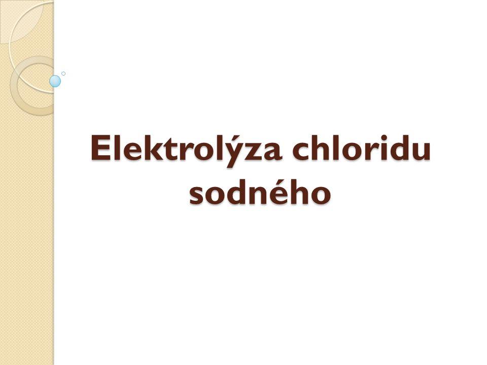 Základní pojmy - elektrolyzér (nádoba) + - - elektrolyt (roztok, tavenina) - elektrody (uhlíkové, nebo kovové tyčinky napojené na zdroj elektrického napětí) KATODA – záporná (přitahuje kationty) ANODA – kladná (přitahuje anionty)