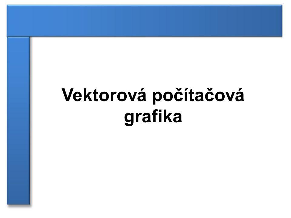 Vektorová počítačová grafika