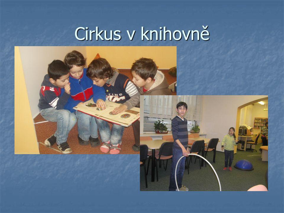 Cirkus v knihovně
