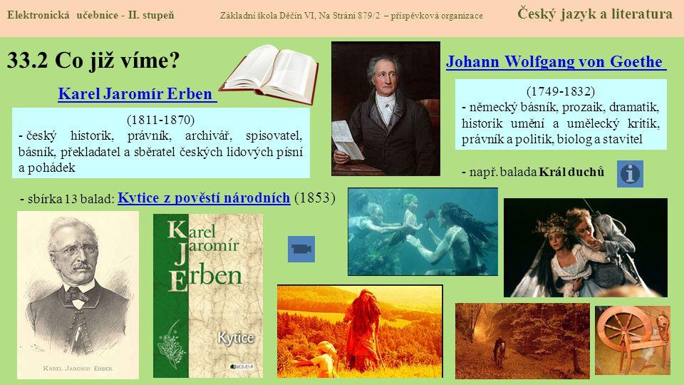 33.2 Co již víme.Elektronická učebnice - II.