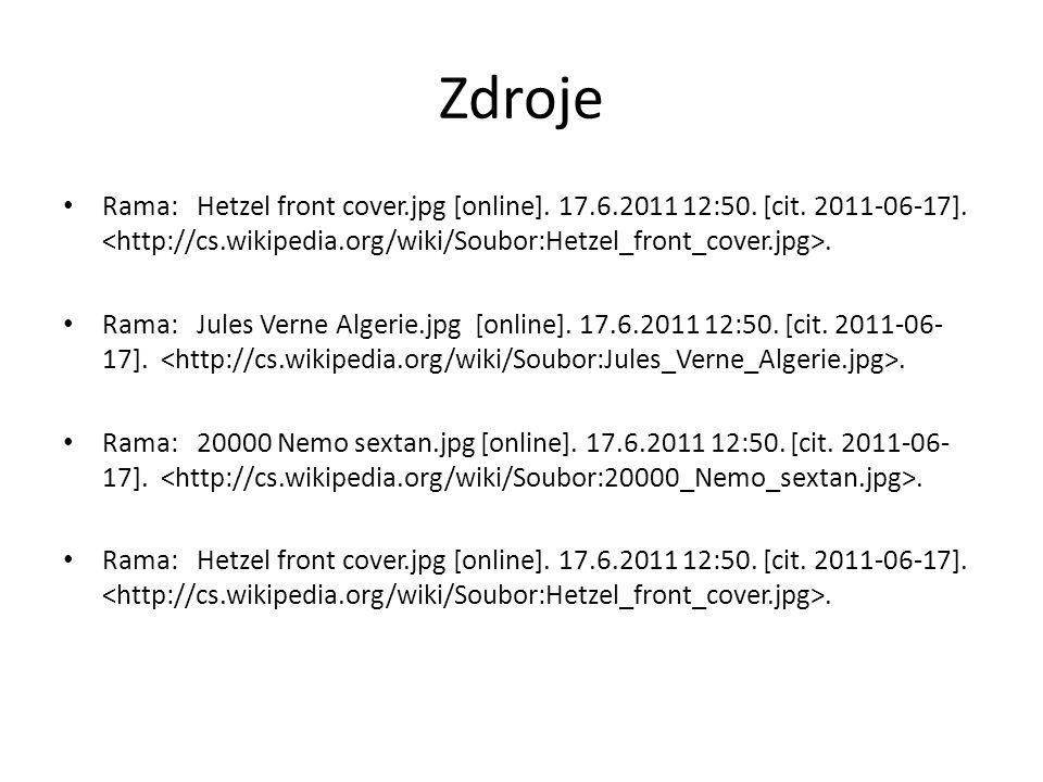 Zdroje Rama: Hetzel front cover.jpg [online]. 17.6.2011 12:50.