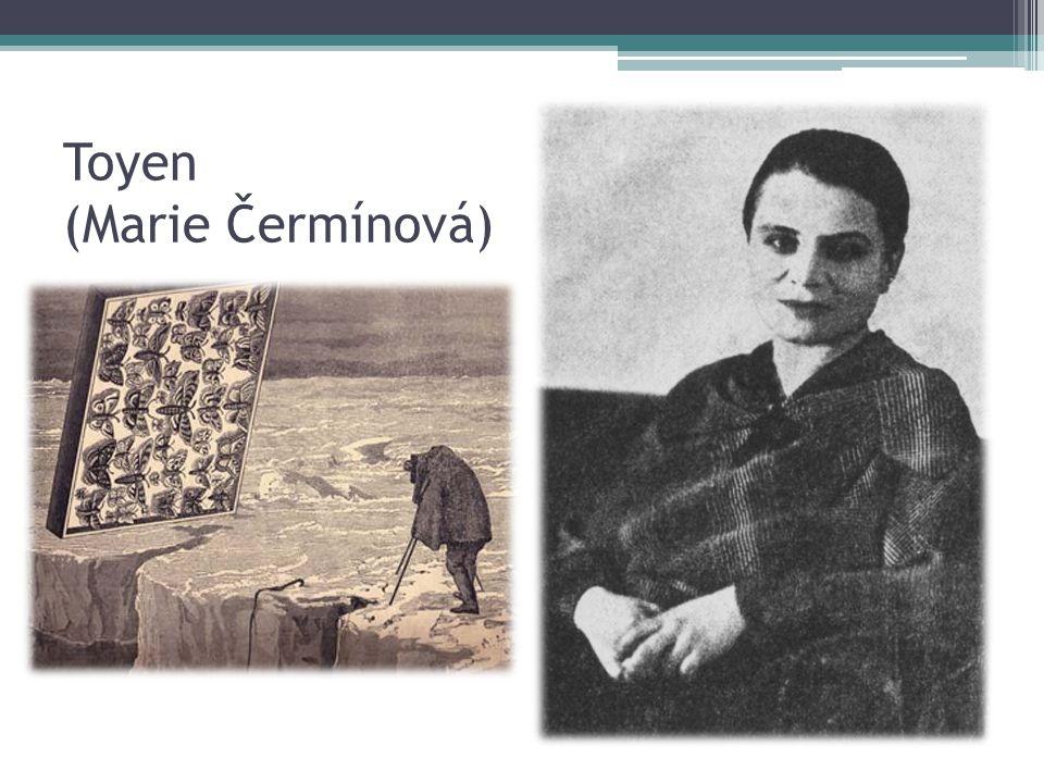 Toyen (Marie Čermínová)