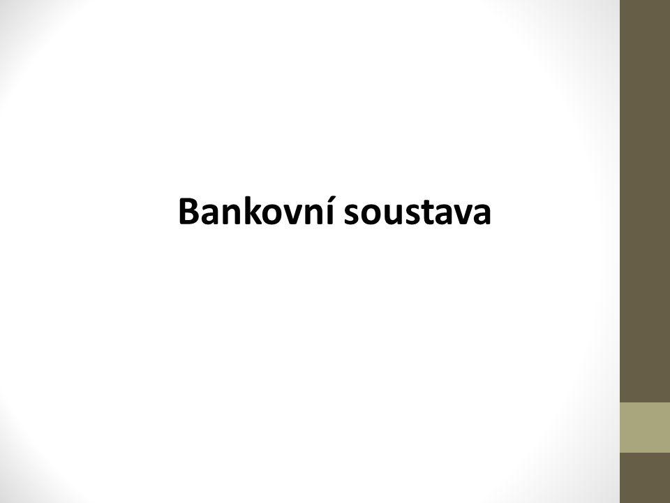 Bankovní soustava