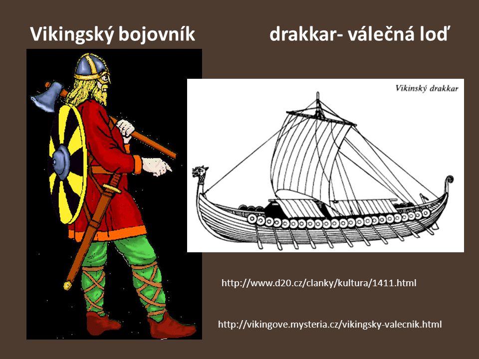 Území osídlená Vikingy (zeleně) a trasy jejich plaveb http://cs.wikipedia.org/wiki/Vikingov%C3%A9