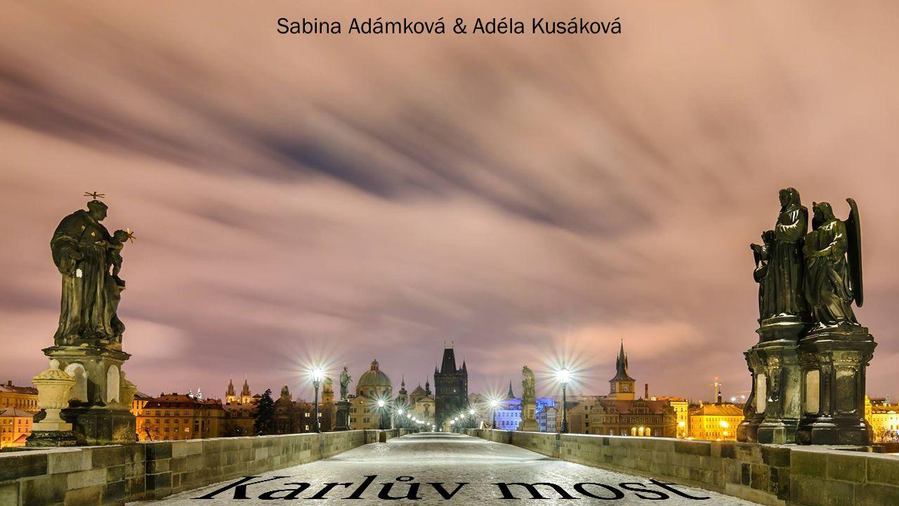 Sabina Adámková & Adéla Kusáková
