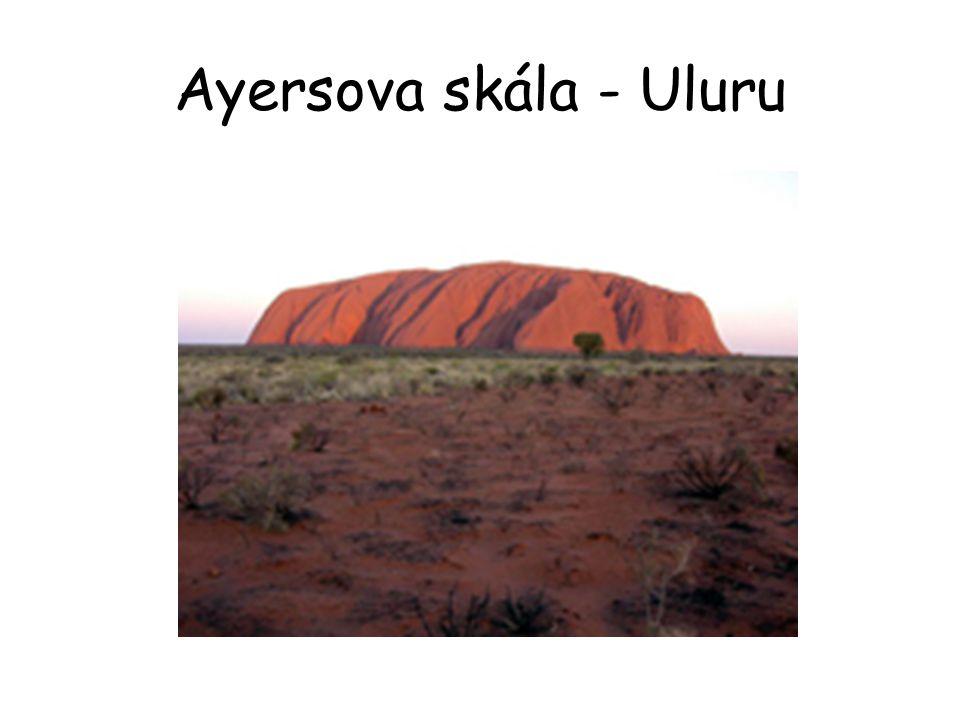 Ayersova skála - Uluru