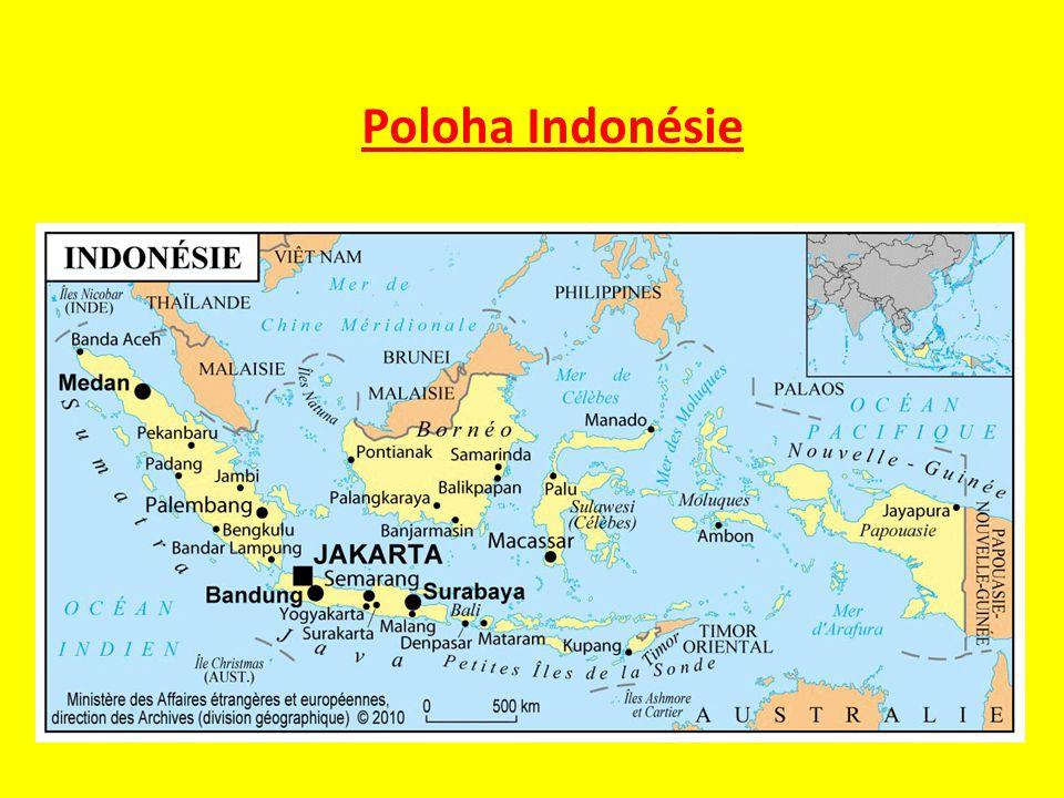 Indonésie v obrazech