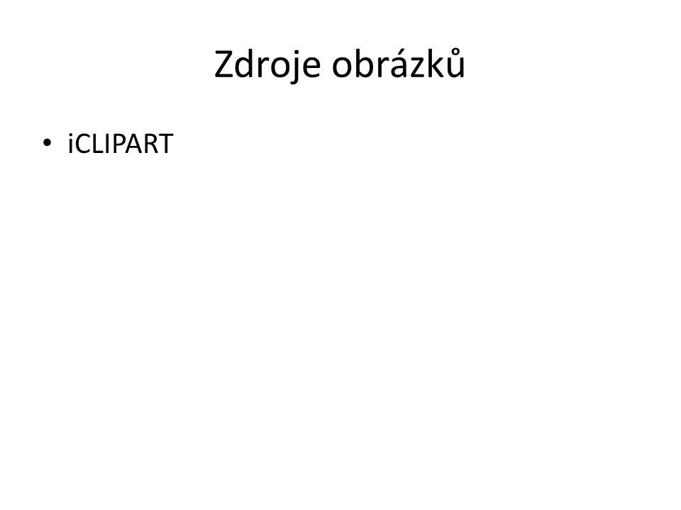 Zdroje obrázků iCLIPART