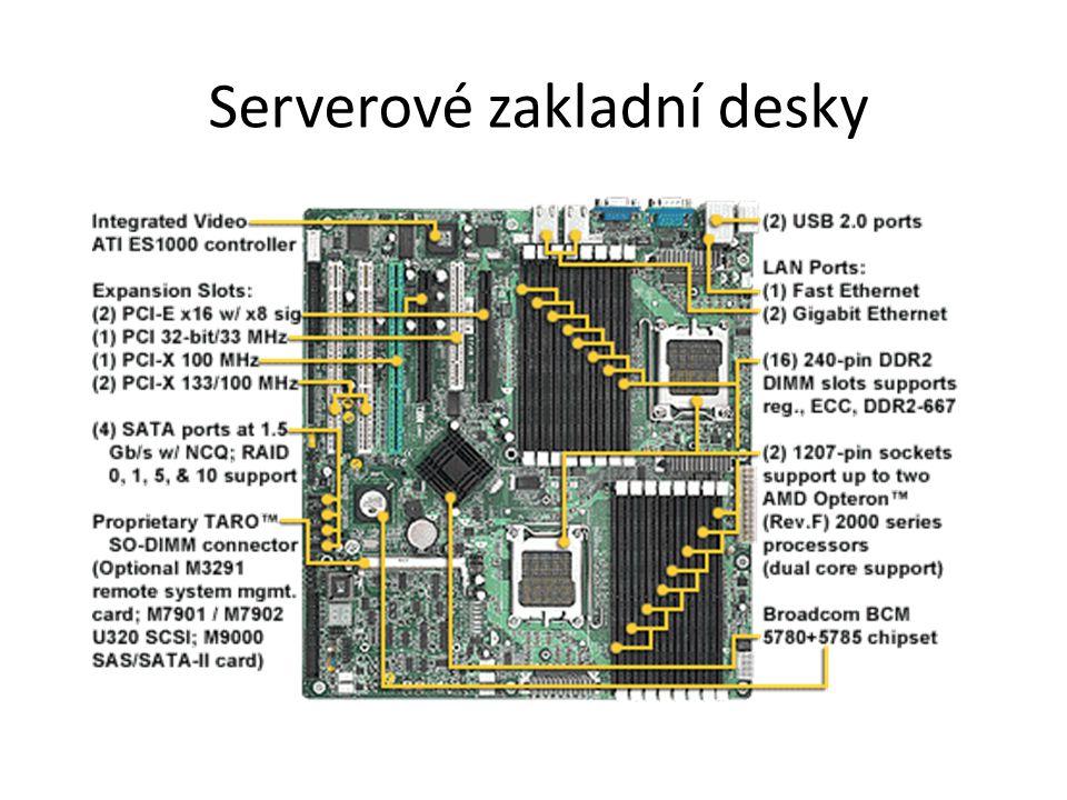 Serverové zakladní desky