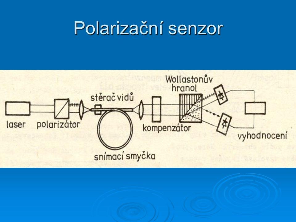 Polarizační senzor
