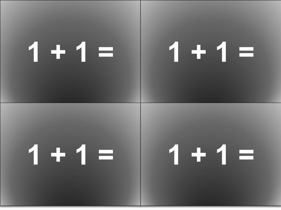 Autorem materiálu a všech jeho částí, není-li uvedeno jinak, je Mgr. Jaroslava Oplatková 1 + 1 =