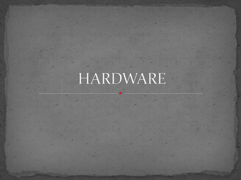 hardware, předávající data k uživateli zobrazovací zařízení monitory, projektory tiskárny jehličkové, inkoustové, laserové výstup zvuku reproduktory, sluchátka