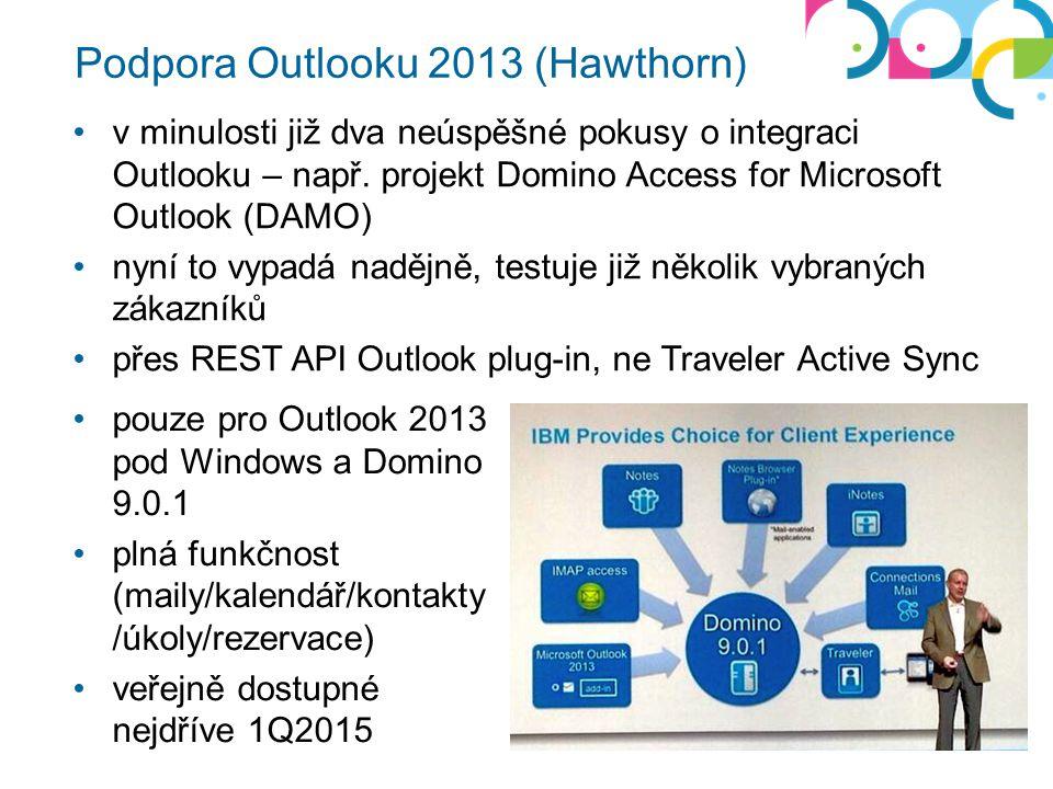 Zajímavosti Poprvé na IBM Connectu vystoupil řečník z ČR - M.