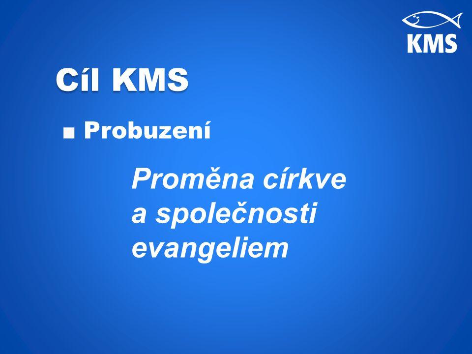 ■ Probuzení Proměna církve a společnosti evangeliem