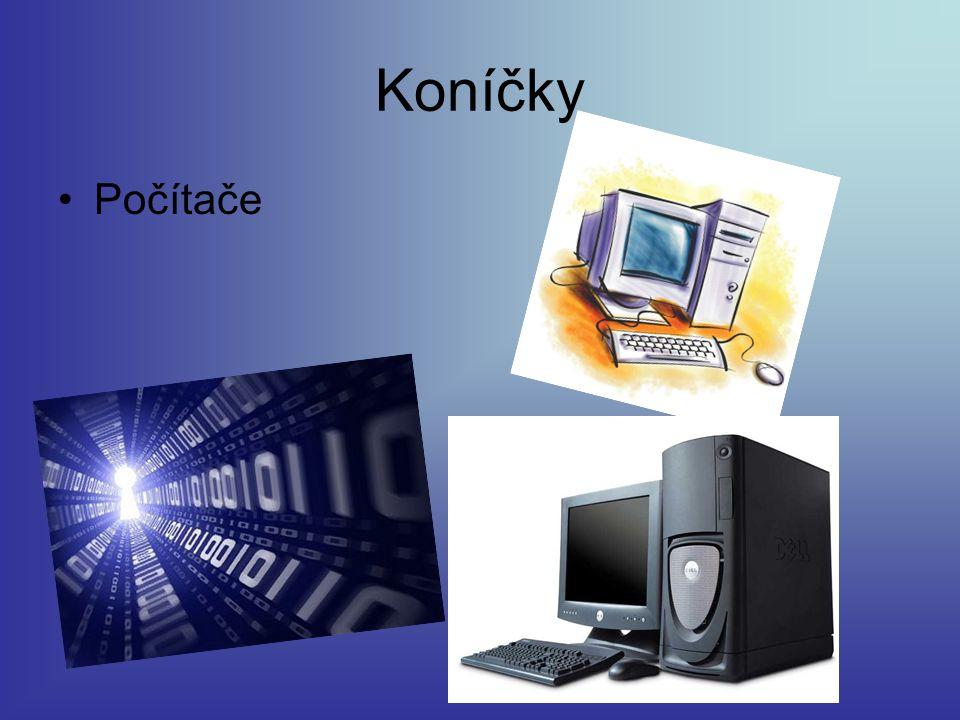 Koníčky Počítače