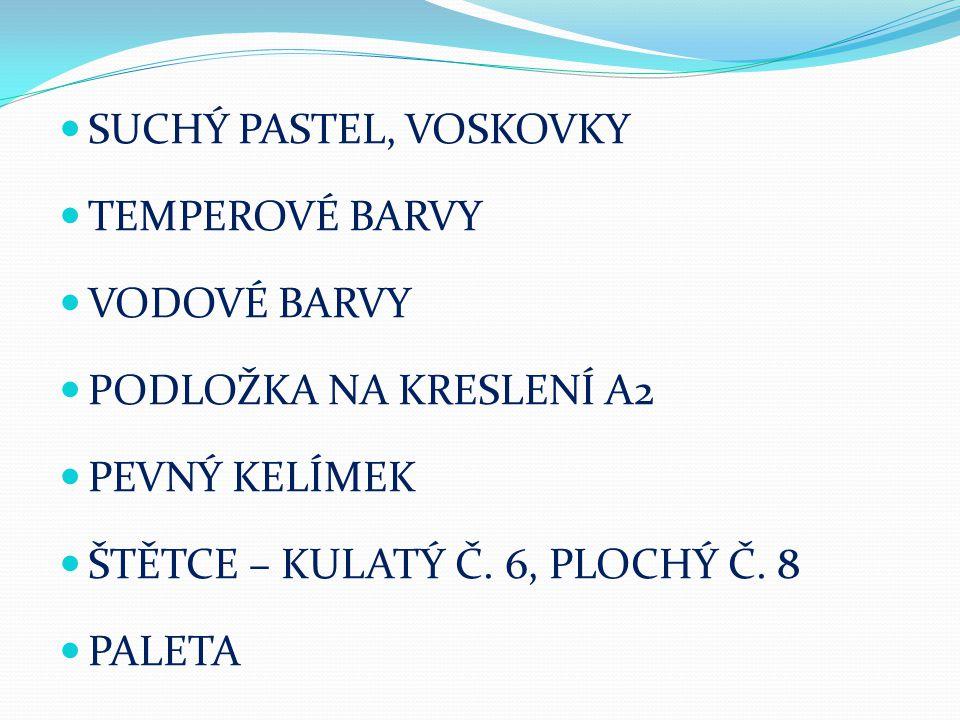 POUZDRO PASTELKY (STUDIOVKY) 4 TUŽKY Č.2, 2 tužky č.