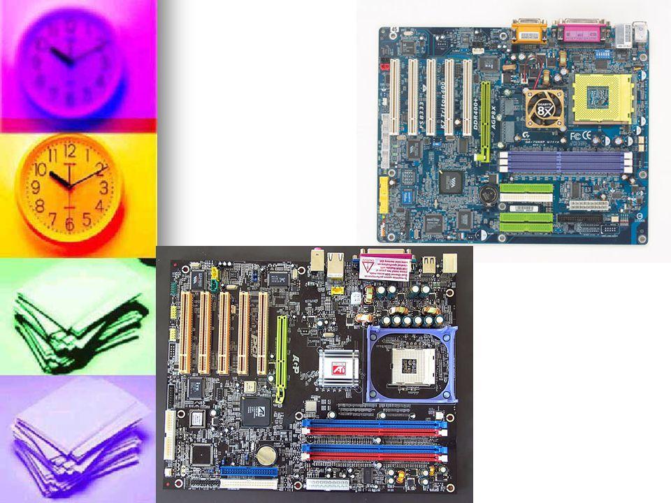 Zařízení jako jsou procesor, numerický koprocesor, řadič cache paměti, paměti a obvody čipové sady jsou společně propojeny pomocí tzv.