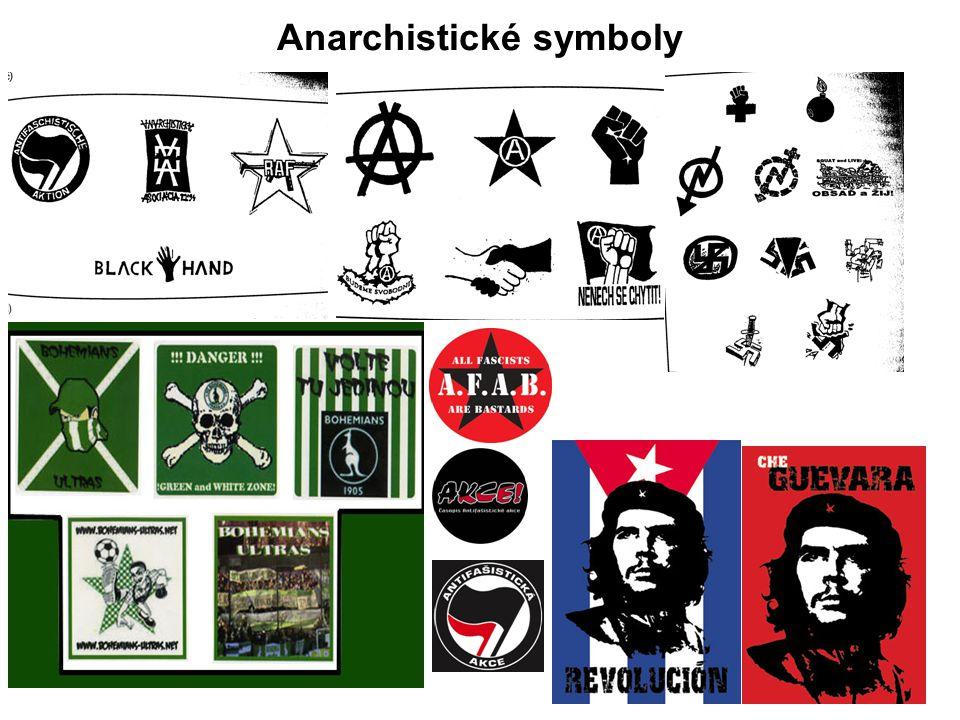 Anarchistické symboly