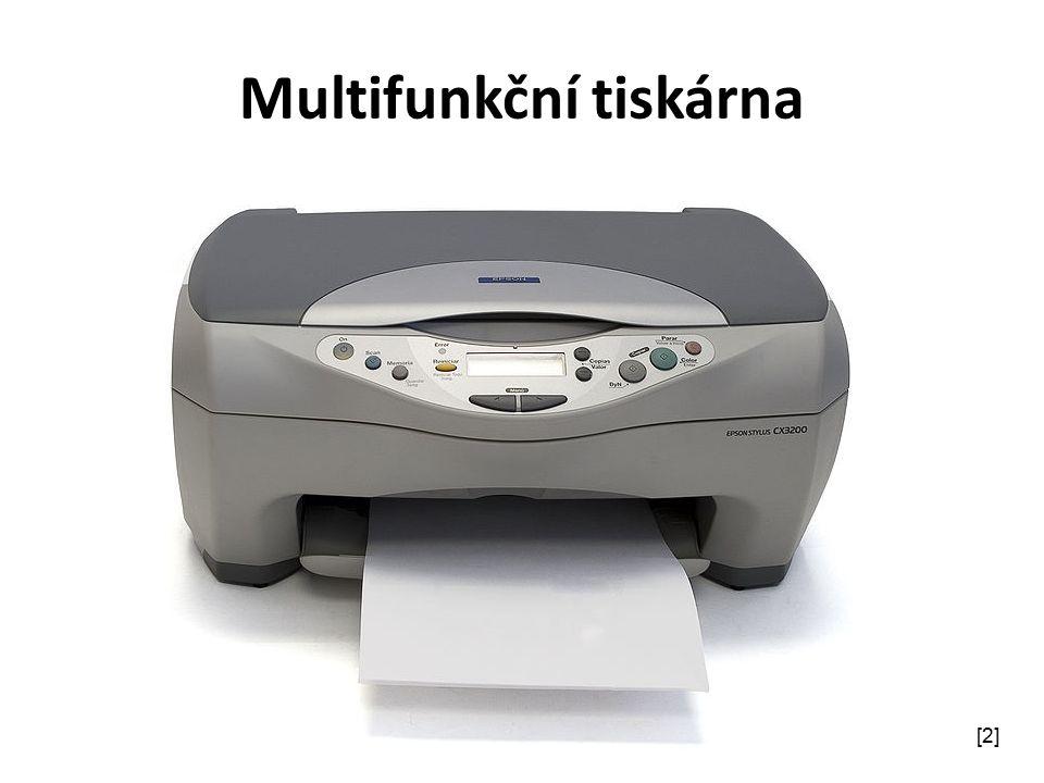 Multifunkční tiskárna [2]